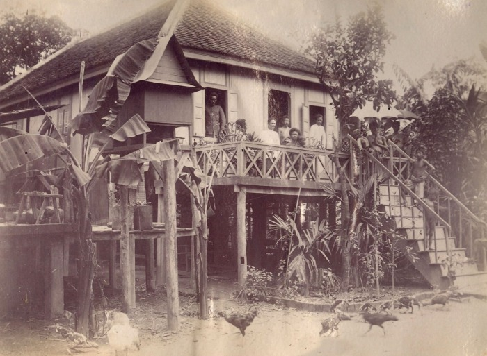 10a maison cambodgienne