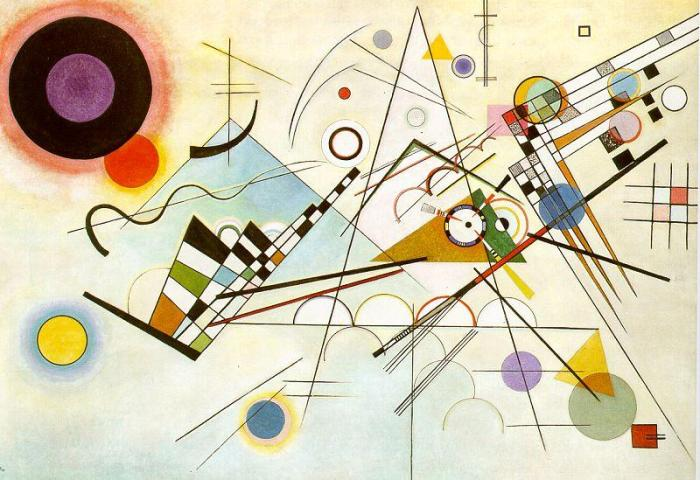 Kandinski Anticipating the future