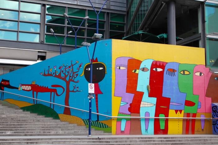 Buenos Aires Street Art, Argentina