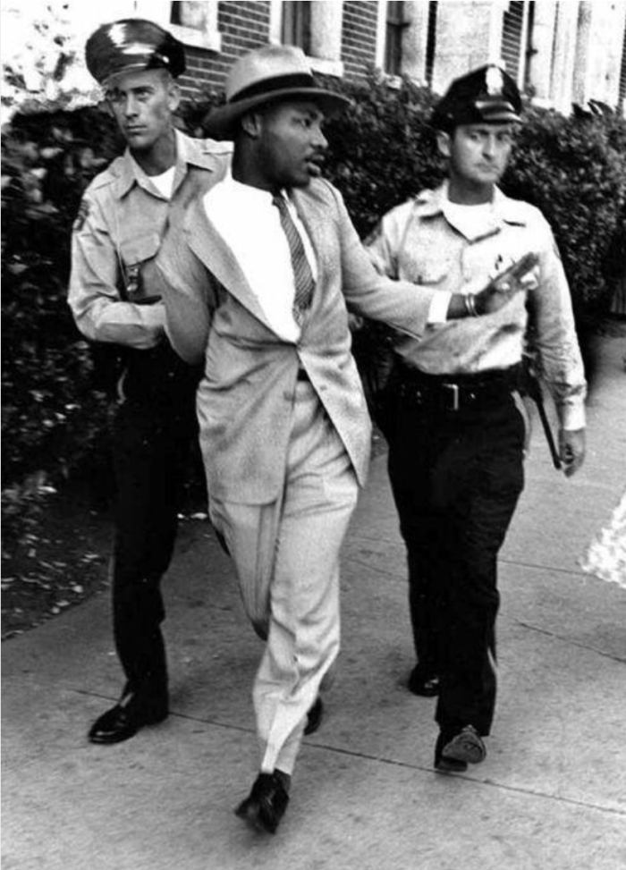 Martin Luther King copy
